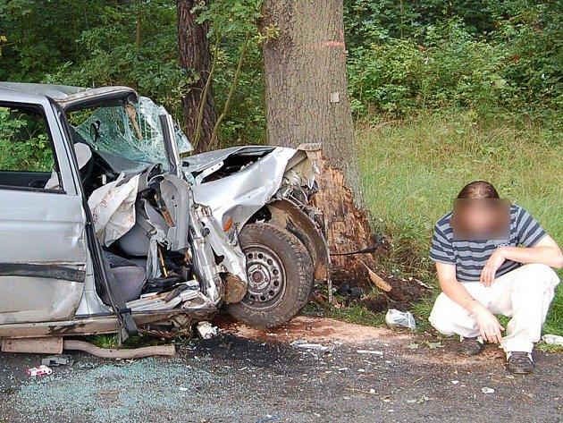 K vážné dopravní nehodě došlo ve čtvrtek v ranních hodinách mezi Borem a Stráží.