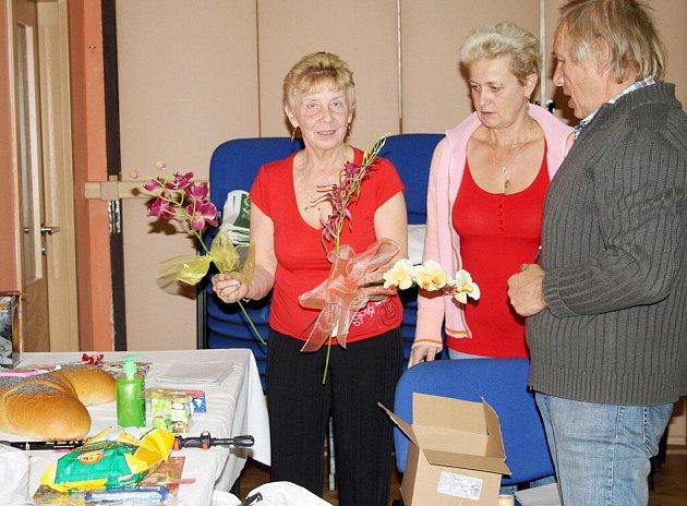 Podzimní setkání zdravotně postižených a seniorů se konalo v kulturním domě v Chodové Plané.