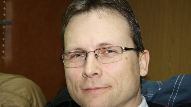 předseda Čechie Halže Aleš Dokoupil