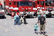 Černošínští oslavili 130. narozeniny místního sboru dobrovolných hasičů