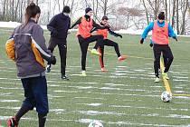 Fotbalisté FK Tachov mají za sebou třídenní soustředění a v sobotu je čeká Písek.