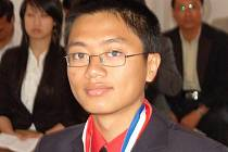 Student Gymnázia Tachov Anh Dung Le.