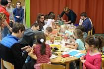 Předvánoční setkání rodičů a dětí se letos neslo více v duchu pohody a klidu.