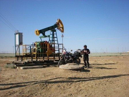 Fotografie z expedice Mongolia 2007.