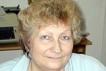 Starostka Tisové, Marie Čadková