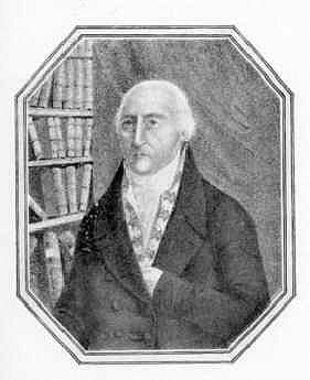 Zakladarel Mariánských Lázní Johann Josef Nehr
