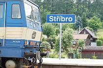 Stávkovat budou i na stříbrském nádraží.