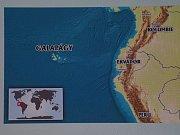 Námořník vyprávěl o plavbách i cestě na Galapágy.