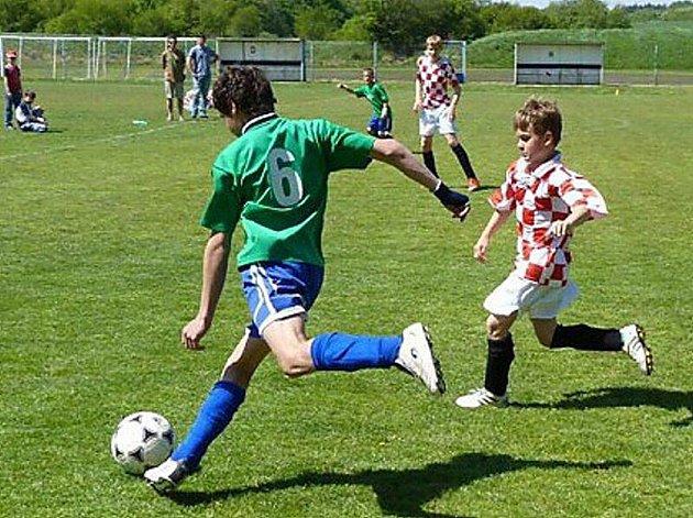 Fotbal: TJ Košutka Plzeň - FK Tachov 2:5