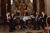 Druhý koncert Kladrubského léta.