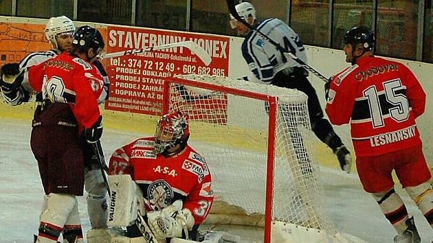 HC Tachov – HC K Plzeň 3:4