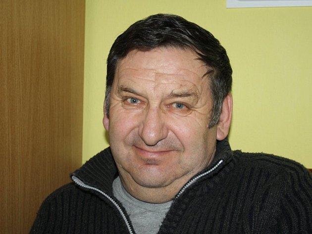 Starosta SDH Halže Jan Stankov
