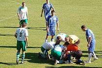 Fotbal–1.A třída: T. Přimda–FK Nepomuk 3:2