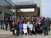 Studenti navštívili také Centrum Bavaria Bohemia v Schönsee.