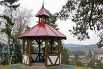 Michalovy Hory uvidí turisté z nového altánu