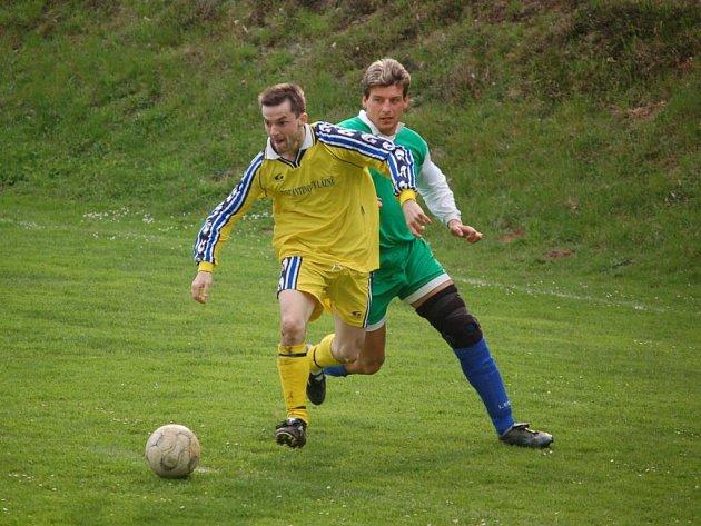 Fotbalová 1. B třída: Tatran Přimda – Sokol Konstantinovy Lázně 2:2 (1:1)