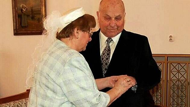 Janatovi oslavili půlstoletí společného života