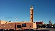Čáp Pepa v Chodové Plané a v Maroku.