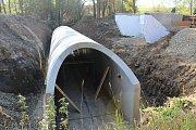 Oprava mostu u Plané byla prodloužena.