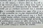 Svatý Jan u Kočova je zaniklou obcí, kde se v kostele přd dvaceti lety natáčela pohádka Z pekla štěstí 2. Archiv kroniky Kočova