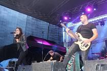 Rockový festival Tarock 2019 v pátek večer