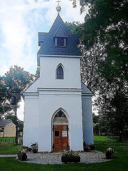 Kaple v Dolech se po letech dočkala své rekonstrukce