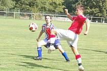 Fotbalová 1. B třída: S. Konstantinovy Lázně prohrál se Spartakem Klenčí 0:2