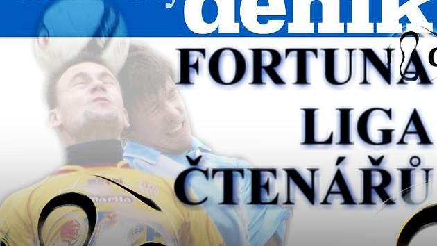 Hrajte s námi oblíbenou Fortuna ligu čtenářů