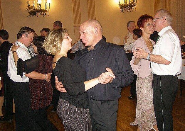 Horníci se sešli na plese