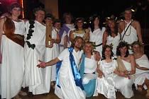 Šibřinkový ples se konal ve stříbrském kulturním domě