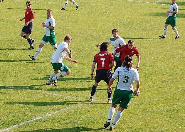 Fotbal: T. Přimda – Sp. Dlouhý Újezd 3:1