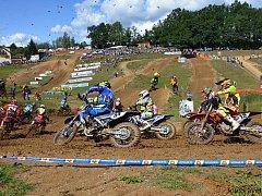 Také v letošním roce se mohou příznivci motokrosu těšit na čtyři významné závody.