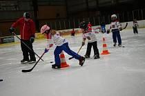 V Tachově se uskutečnila akce Týden hokeje.