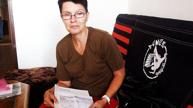 Téměř rok a půl promarodila Martina Krauskopfová (na snímku) z Boru od února loňského roku.