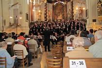 Zahajovací koncert Hudebního léta Borska.