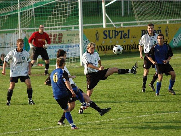 Fotbalová dohrávka Přeboru Plzeňského kraje: FC Rokycany– FK Tachov 2:3 (2:2)