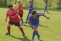 Fotbal: Třemešné – Kladruby B 1:1