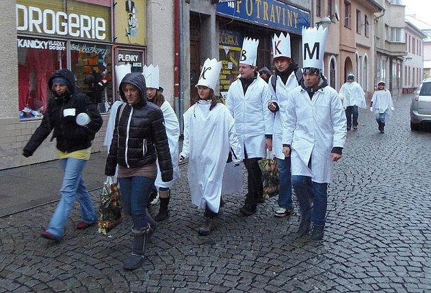 Farní charita Stříbro se každoročně zapojuje do dobročinné akce Tříkrálová sbírka, kterou pořádá Charita Česká republika.