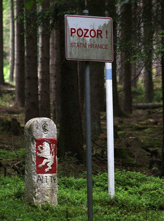 U Žďáru na Tachovsku.