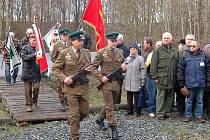 Uctít památku Miloše Kukly přijeli také rodinní příslušníci