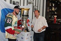 Gagarinův pohár v Tachově.