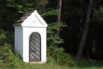 Drobná kaple u Starého Mlýna