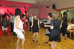 V Černošíně měli Městský ples s módní přehlídkou