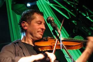 Koncert Čechomoru ve Stříbře