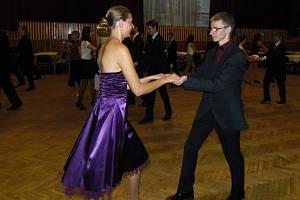 Tanečníci se učí prvním krokům