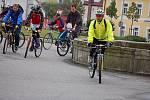 Cyklistický výlet Babický štípanec