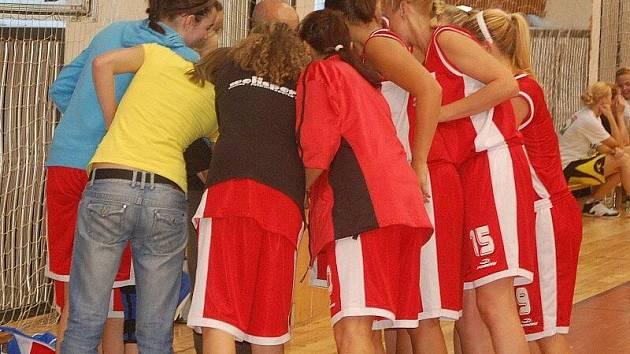 Basketbal: Trocal Český pohár žen – Tachov – Slaný 57:67