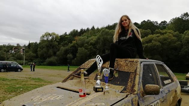 Jana Míková úspěšně zakončila letošní sezónu.