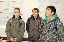 PROJEKT JIŽ BĚŽÍ. Projekt nazvaný Aktivní motivace žáků je na Tachovsku dobře znám. V jeho rámci navštívili loni na podzim žáci tachovských základních škol Střední průmyslovou školu ve Světcích.
