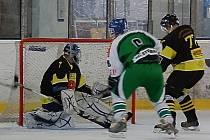 Lední hokej: HC Stříbro 06 – HC Město Zbiroh 3:3